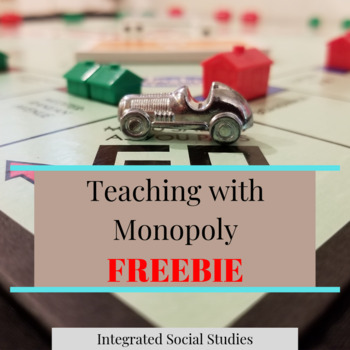 Teaching with Monopoly FREE SAMPLE