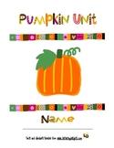 Teaching with Pumpkins!