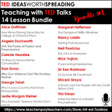 TED Talk 14 Lesson Bundle #1