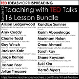 TED Talk 16 Lesson Bundle #2