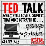 TED Talks Lesson (George Takei-Why I Love a Country that O