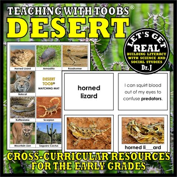 Teaching with TOOBS: DESERT
