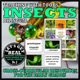 Teaching with TOOBS: INSECTS