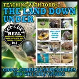 Teaching with TOOBS: THE LAND DOWN UNDER
