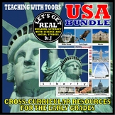 Teaching with TOOBS: USA BUNDLE