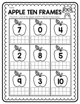 Teaching with Ten Frames