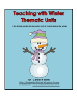 Bears, Snow, and Sweet Treats: A Bundle of Fun Lessons for Children (164 pages)