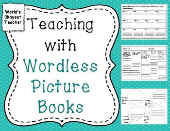 image relating to Printable Wordless Picture Books identified as Training with Wordless Envision Publications