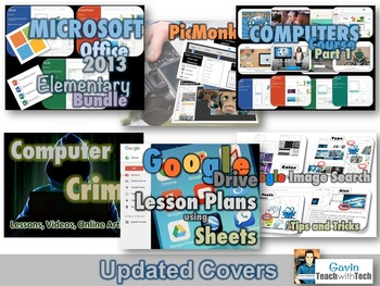 TeachwithTech Updated Covers!