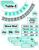 Teal & Grey Classroom Decor Pack