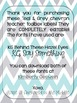 Teal and Grey Teacher Toolbox *Editable* Labels