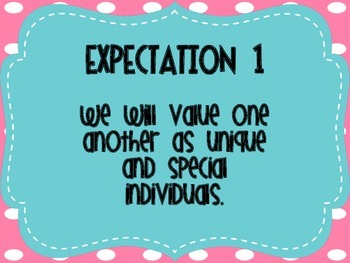 Teal and Pink Great Expectations Posters