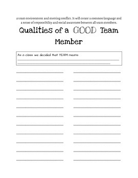 Team Accountability Books
