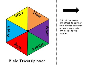 Team Bible Trivia