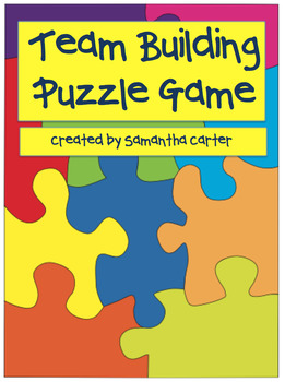 Team Building Puzzle Activity