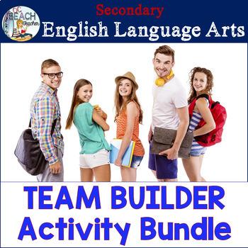 Team Builder Activities Bundle