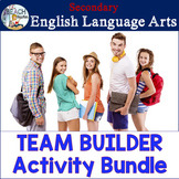 Team Builder Activities Bundle