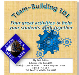 Team Building 101: Four Great Activities to Help Your Stud