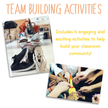 Team Building Activities: Engage, Motivate, Inspire, and Build a Community