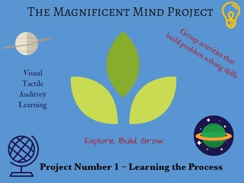 Team Building Activities - Magnificent Mind Project (UNIT 1)