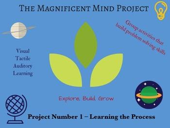 Team Building Activities - Magnificent Mind Project (UNIT 1)