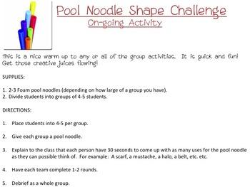 Team Building Activities - Magnificent Mind Project - BUNDLE