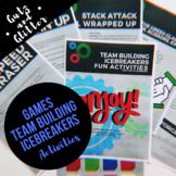 Team Building Activities Packet