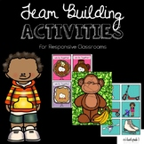Team Building Activities for Responsive Classrooms