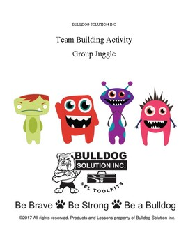 Team Building Activity: Group Juggle