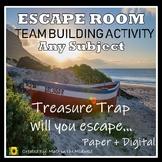 Team Building Escape Room, Team Building Activity {ANY SUB