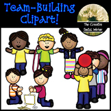 Team Building, Back to School Clipart
