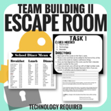 Team Building Escape Room II - Any Content