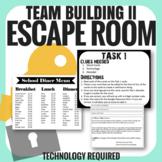 Team Building Escape Room II - Any Content