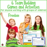 6 Team Building Games and Activies