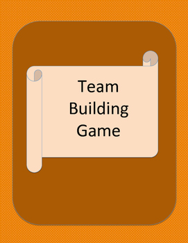 Team Building Game