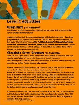 No Prep: Team Building Games & Activities
