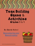 No Prep: Team Building Games & Activities