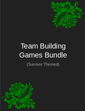 Team Building Games Bundle (Survivor Themed)