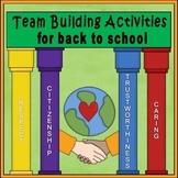 Team Building / Icebreaker Activities