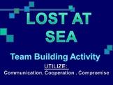 Team Building - Lost at Sea Activity