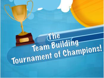 Team Building Olympics Activity PowerPoint