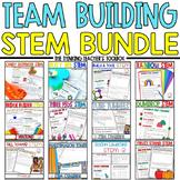 STEM Team Building Activities - GROWING Bundle