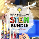 Team Building STEM Challenges Bundle