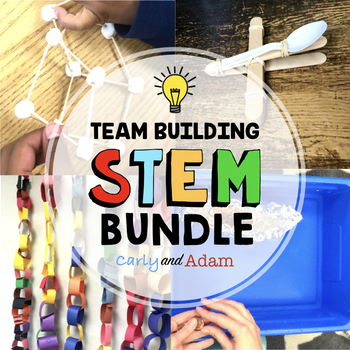 Team Building STEM Challenges