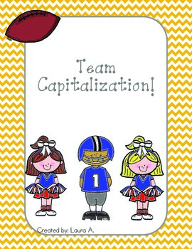 Team Capitalization