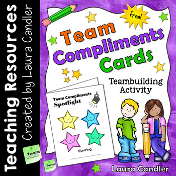 Team Compliments Cards (Free)