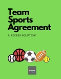 Team Games Recess Agreement