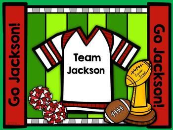 Team Jackson {Fundraiser}
