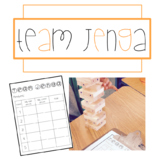 Team Jenga