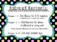 Team Jobs Set Up Kit for Grades 6-8